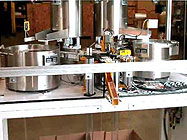 Development & Manufacturing of Cap Installation Machine for the Pharmaceutical Industry