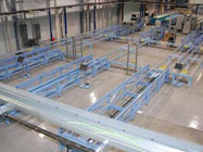 Design & Manufacturing of a Storage Retrieval & Lay-Up System
